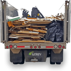 junk removal truck halifax, nova scotia